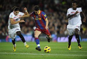 Барселона - Севиля, 24.02.2013г. мач от Премиера дивизион