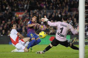 Барселона - Райо Валекано, 17.03.2013г. мач от Премиера дивизион