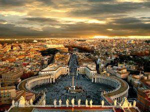Рим - модерният древен град, 01.06.2013