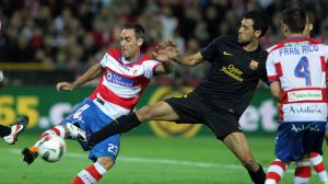 Барселона - Гранада, 23.11.2013г. мач от La Liga