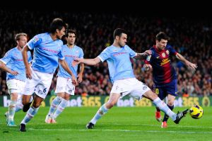 Барселона - Селта, 02.11.2014г. мач от La Liga