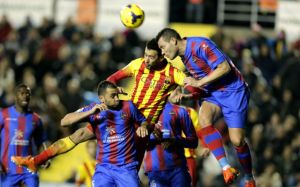 Барселона - Леванте, 15.02.2015г. мач от La Liga