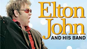 Elton John & His Band - концерт на Елтън Джон в Лайпциг, Германия, 28.06.2015