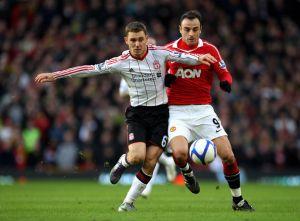 Манчестер Юнайтед - Ливърпул, 11.02.2012