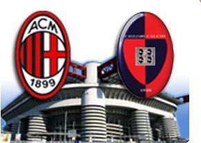 Милан – Каляри, 29.01.2012