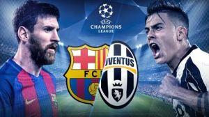 Шампионска лига: Барселона - Ювентус, 12.09.2017, пакетни цени от 653 Евро