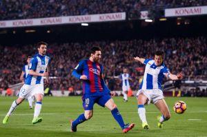 Барселона - Леганес, Ла Лига, Испания, 08.04.2018