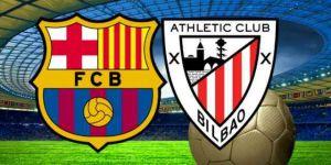 Футбол Испания: Барселона - Атлетик Билбао, 18.03.2018