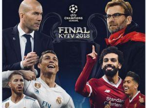 Шампионска лига - финал в Киев, Украйна, 26.05.2018