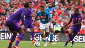 Шампионска лига:Ливърпул - Наполи, 11.12.2018, цени от 545 Евро