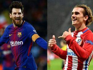 Барселона - Атлетико Мадрид, 07.04.2019