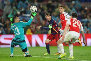 Барселона - Арсенал, 4.08.2019 мач за купата Жоан Гампер