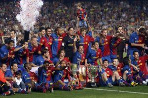Шампионска лига - четвъртфинали, Барселона - Милан, 03.04.2012