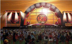 Фестивала в Ibiza 123, 1-3.07.2012
